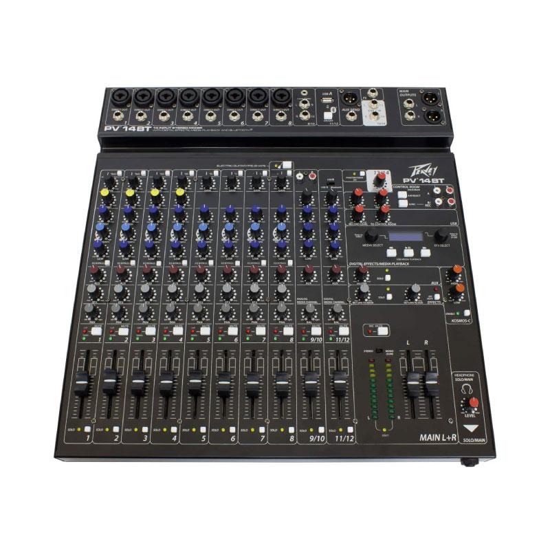 Peavey PV14BT Mixer