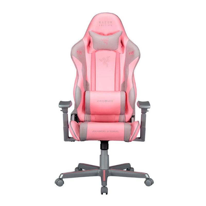 เก้าอี้เล่นเกม DXRacer RAZER EDITION GC-R198-PG Gaming Chair
