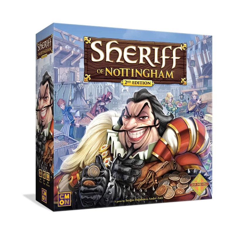 บอร์ดเกม Sheriff of Nottingham 2nd Edition Board Game