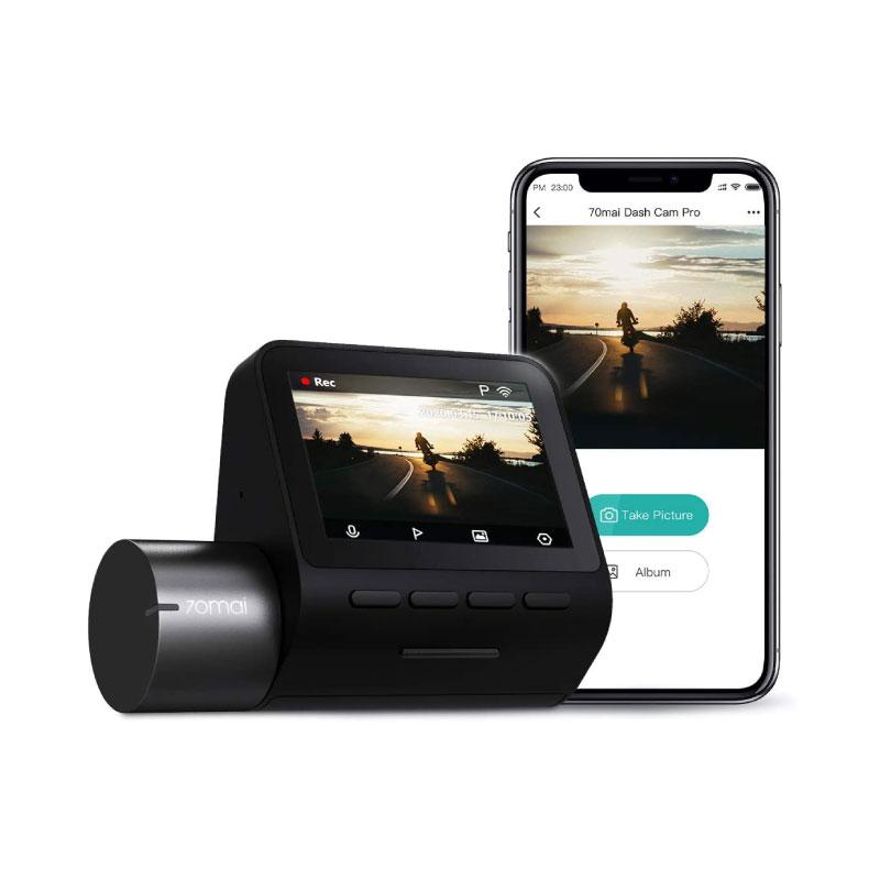 กล้องติดรถยนต์ 70Mai Dash Cam Pro