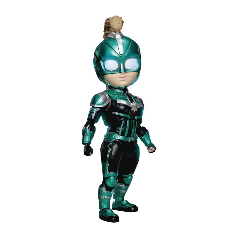Beast Kingdom Egg Attack Captain Marvel (Carol Danvers) (Star Force Version)