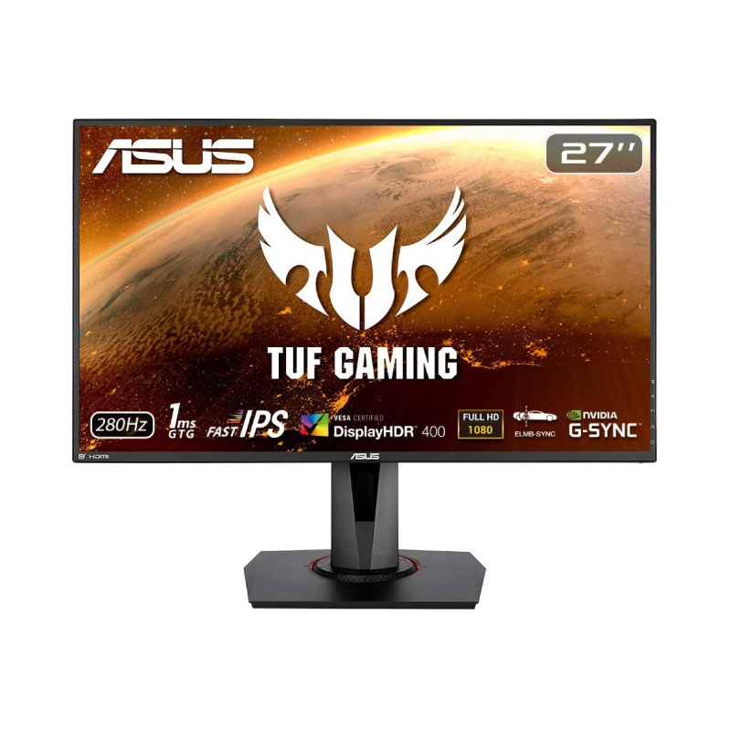 """จอคอม Asus TUF VG279QM 27"""" IPS Full HD Monitor 280Hz"""