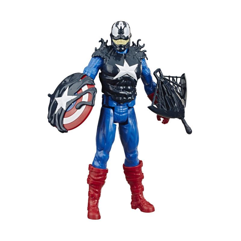 Hasbro Marvel Spider-Man Maximum Venomized