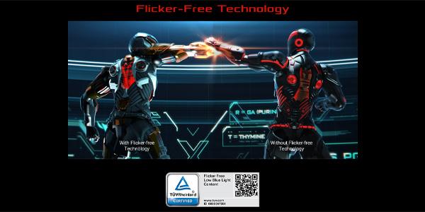 """จอคอม Asus ROG 27"""" IPS @ 144Hz PG27UQ Monitor เทคโนโลยี"""