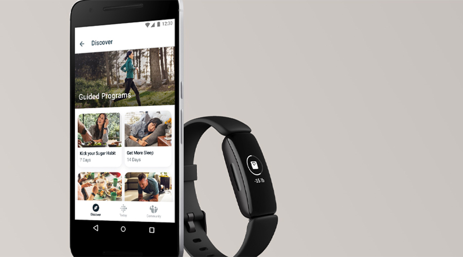 Fitbit Inspire 2 Fitness Tracker คุ้มค่า