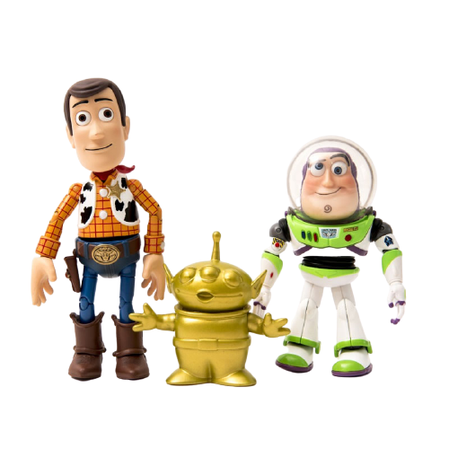 Herocross Woody and Buzz: Toy Story HMF320