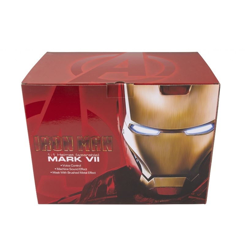 Killerbody Iron Man MK7 Wearable Helmet (Voice Control)
