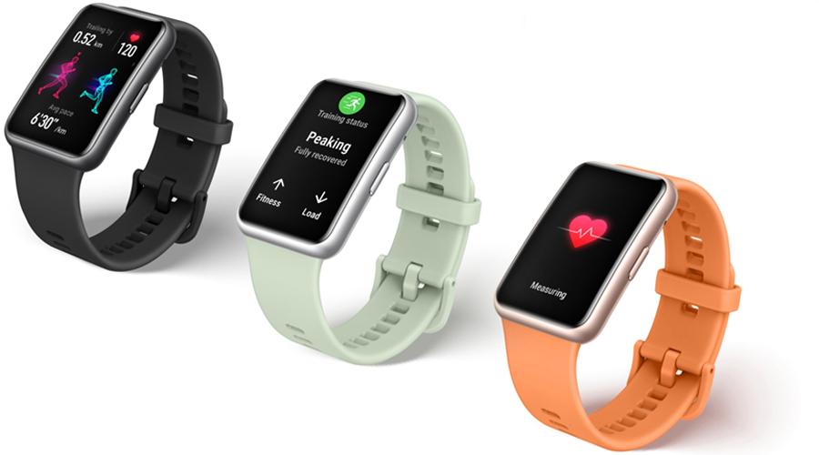 Huawei Watch Fit Smartwatch คุ้มค่า