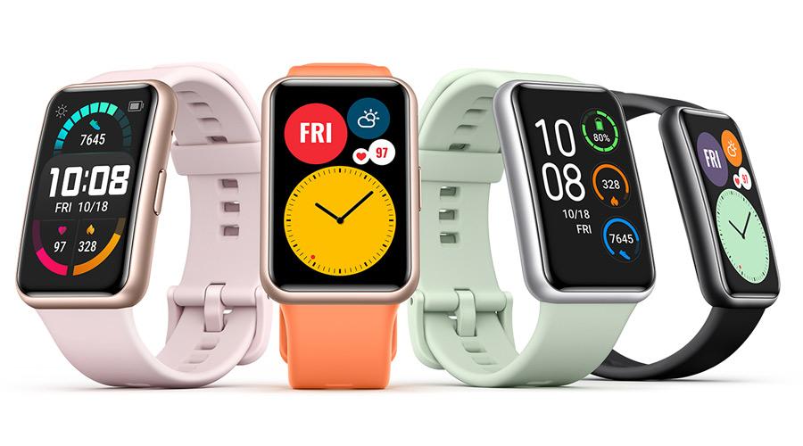 Huawei Watch Fit Smartwatch รีวิว