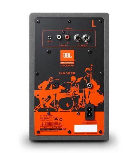 ลำโพง JBL NANO K4 Powered Reference Monitor Speaker (ต่อคู่) ขาย