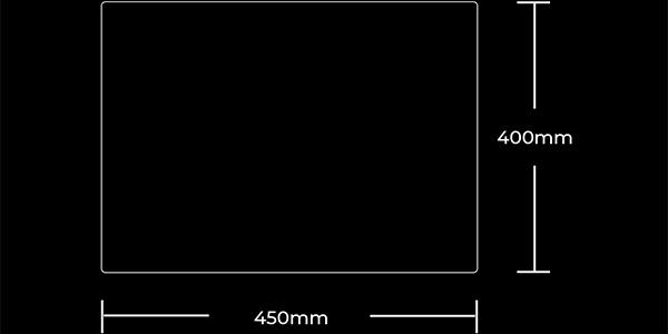 แผ่นรองเมาส์ Loga Mantra WP 2L Printstream Mousepad ซื้อ-ขาย