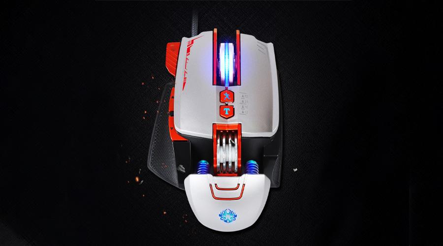 เมาส์ Tsunami GM-508 Macro 3200 DPI Gaming Mouse รีวิว