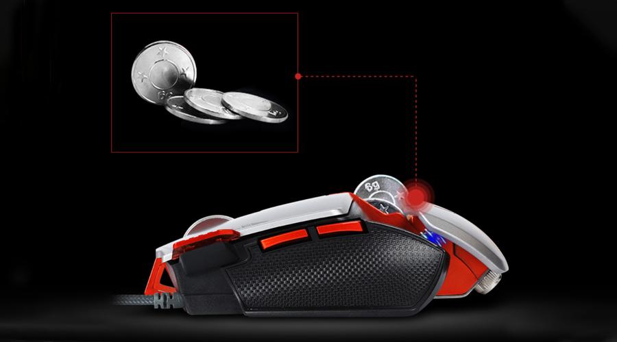 เมาส์ Tsunami GM-508 Macro 3200 DPI Gaming Mouse ซื้อ-ขาย