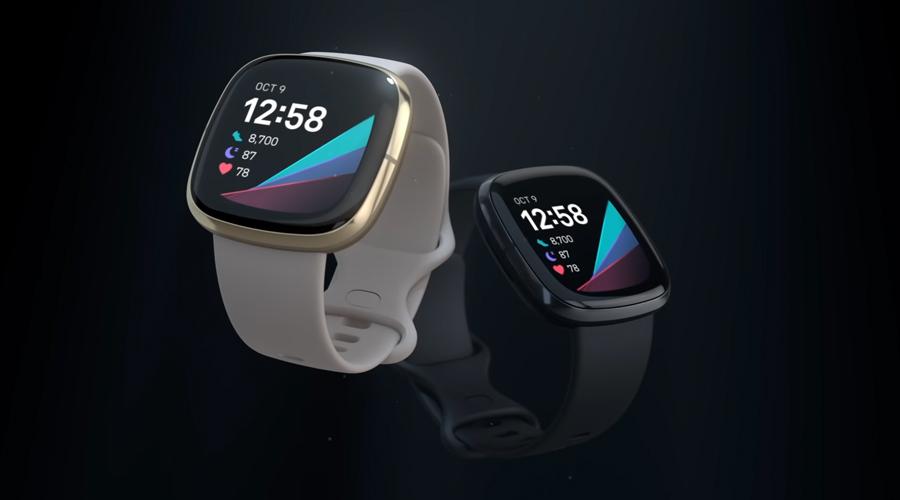 Fitbit Sense Sport Watch รีวิว