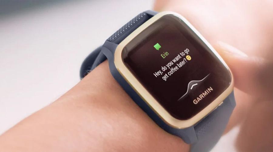 Garmin Venu SQ Music Sport Watch ซื้่อ-ขาย