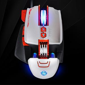 เมาส์ Tsunami GM-508 Macro 3200 DPI Gaming Mouse คุ้มค่า