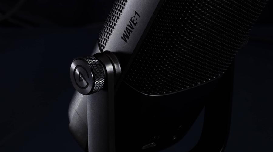 ไมโครโฟน Elgato Wave 1 Microphone คุ้มค่า