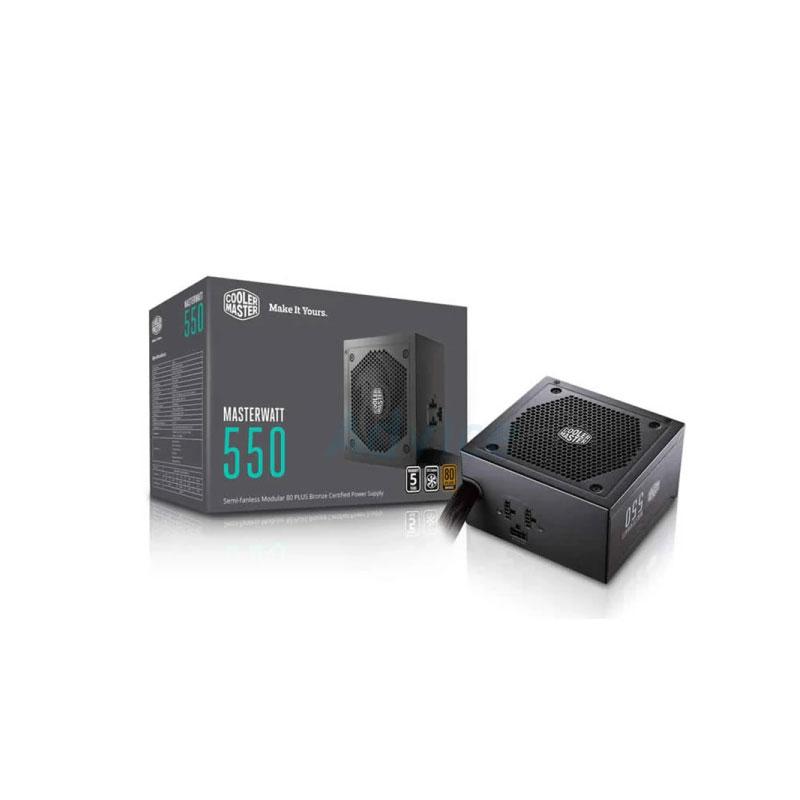 Power Supply Cooler Master 550W MasterWatt 550