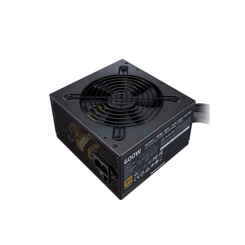 Power Supply Cooler Master 600W MWE Bronze Series