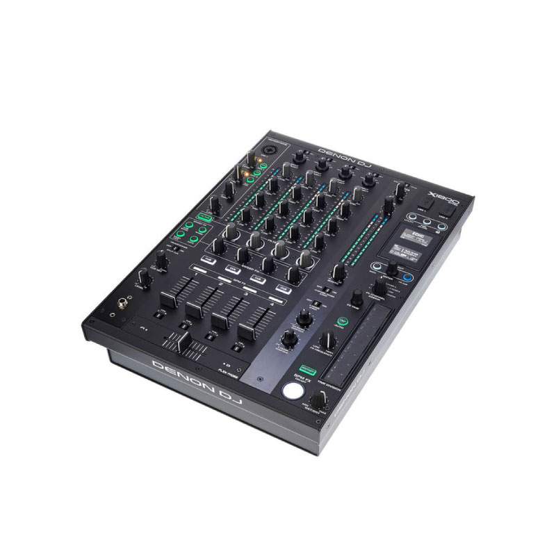 Denon DJ X1800 Prime DJ Mixer with Effects