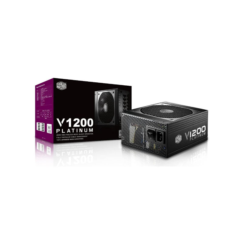 Power Supply Cooler Master 1200W V1200 Platinum