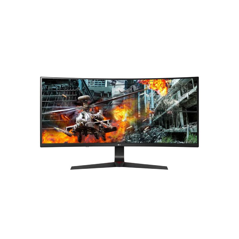 """จอคอม LG L1-34GL750-B 34"""" IPS Curved Gaming Monitor 144Hz"""