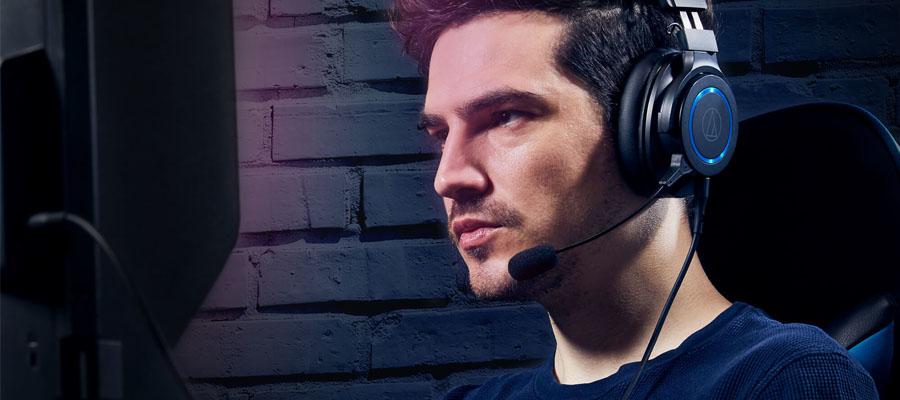 หูฟัง Audio-Technica ATH-G1 Gaming Headphone รีวิว