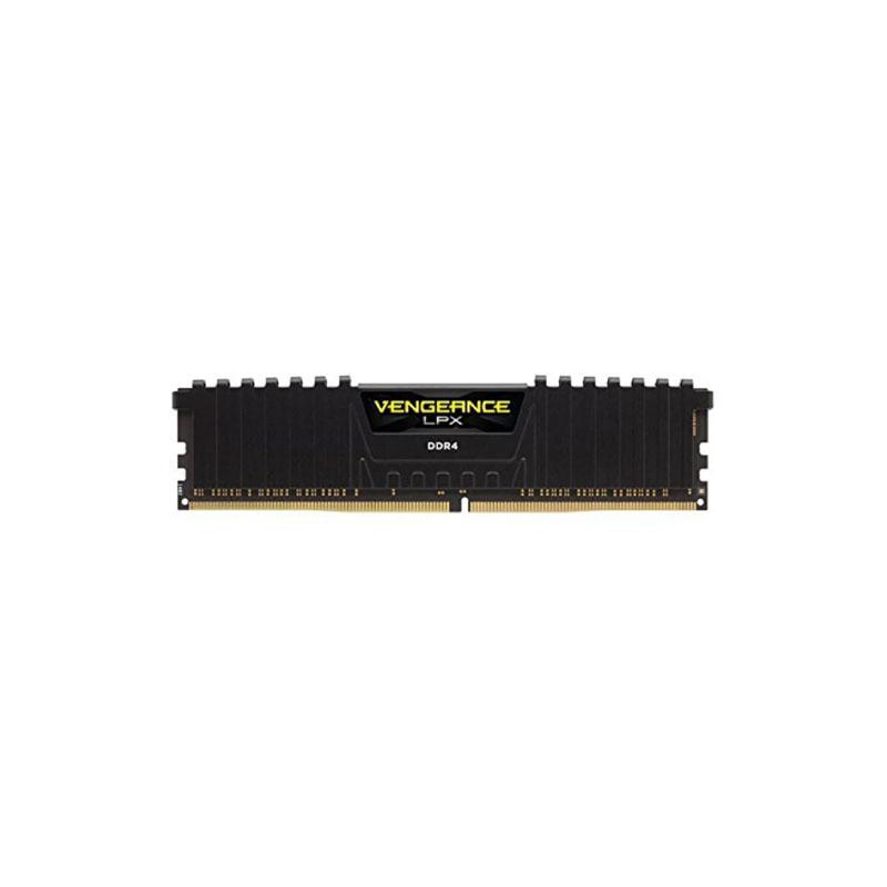 แรม Corsair 4GB (4GBx1) DDR4/2400 VENGEANCE LPX CMK4GX4M1A2400C14 Ram