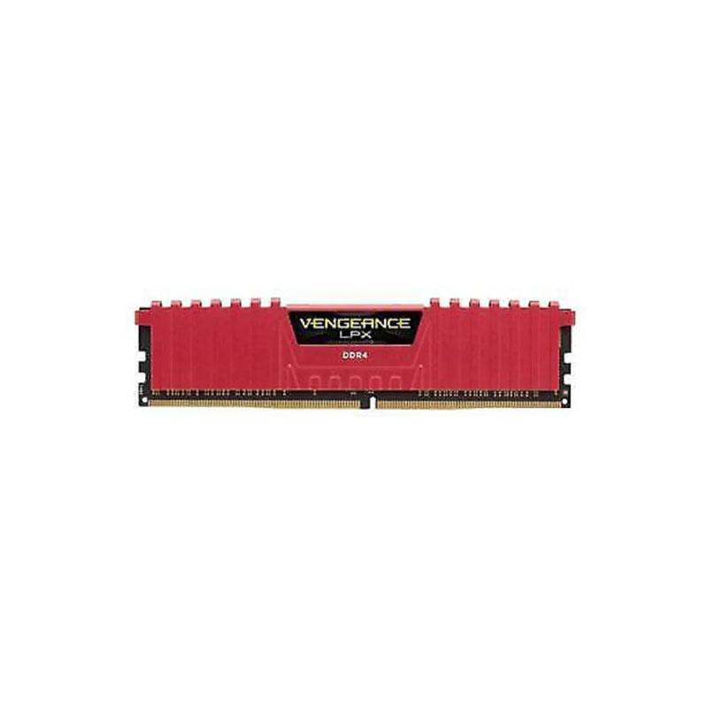 แรม Corsair 4GB (4GBx1) DDR4/2400 VENGEANCE LPX CMK4GX4M1A2400C14R Ram