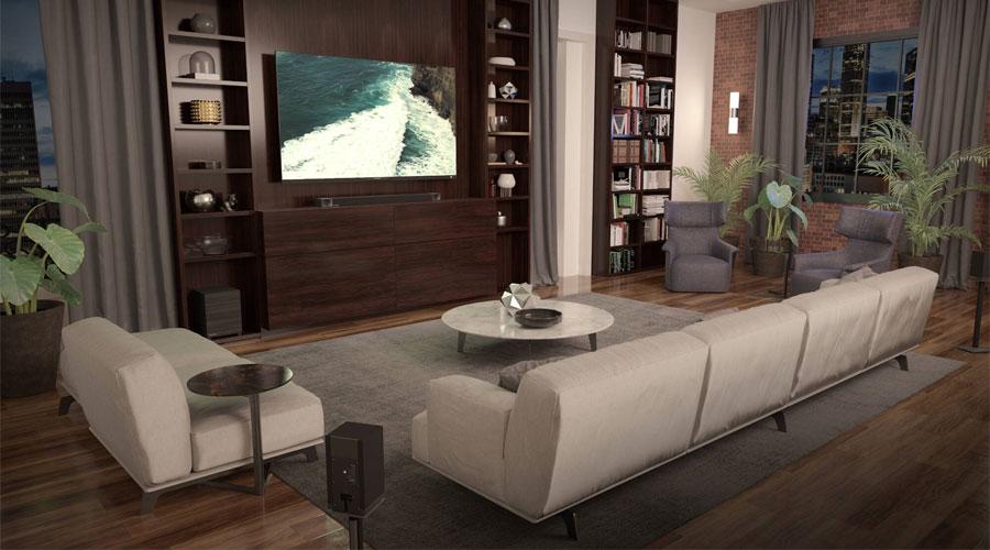 ซื้อ ลำโพง Klipsch Cinema 600 + Surround 3 Soundbar
