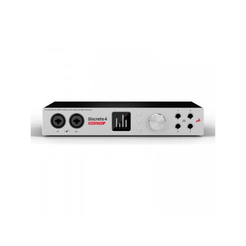 Antelope Discrete 4 Synergy Core Audio Interface