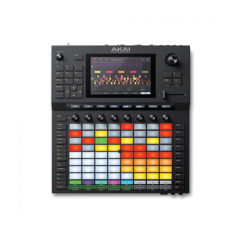 Akai Force Standalone Sampler
