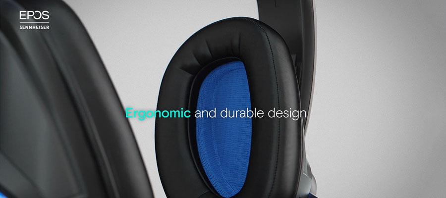 หูฟัง EPOS Sennheiser GSP 300 Headphone By Sennheiser เสียงดี