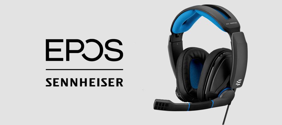 หูฟัง EPOS Sennheiser GSP 300 Headphone By Sennheiser รีวิว