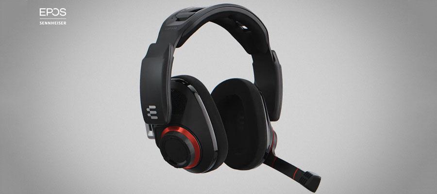 หูฟัง EPOS Sennheiser GSP 500 Headphone By Sennheiser รีวิว