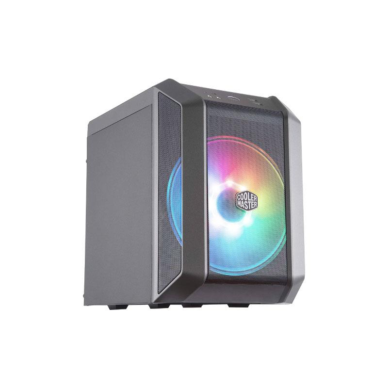 เคส Cooler Master MASTERCASE H100 ARGB Computer Case