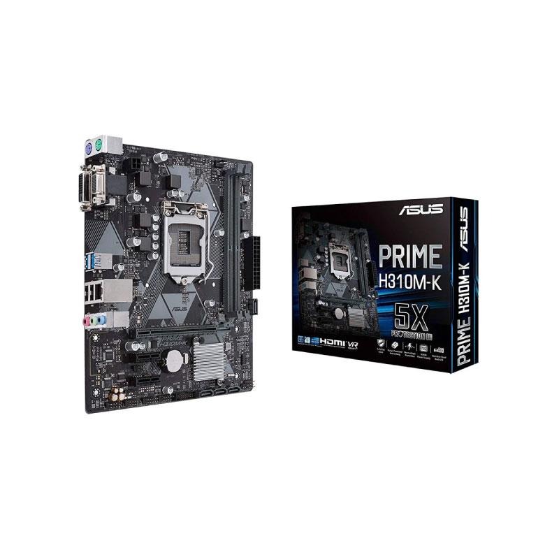 เมนบอร์ด Asus PRIME H310M-K R2.0 Mainboard