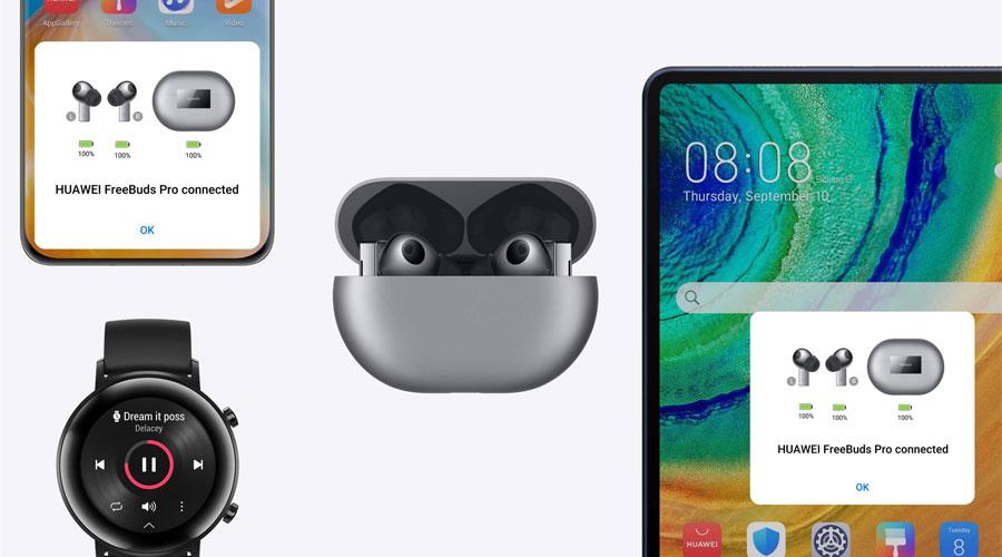 หูฟังไร้สาย Huawei FreeBuds Pro True Wireless ขายดี