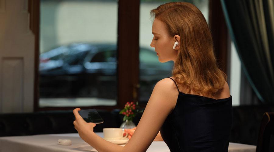 ซื้อ หูฟังไร้สาย Huawei FreeBuds Pro True Wireless
