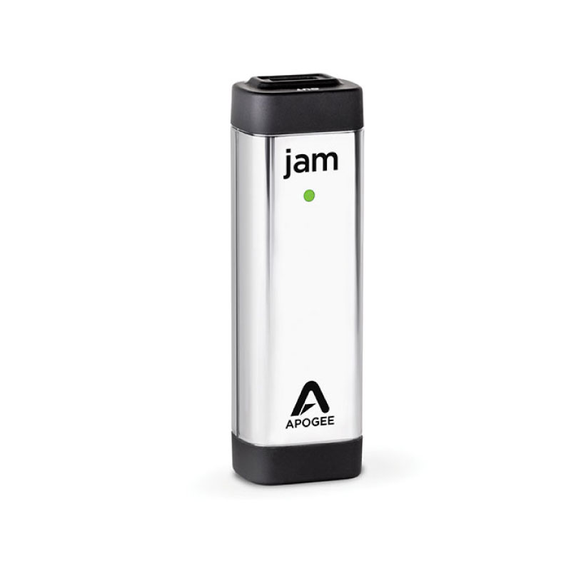 Apogee JAM 96k for iPad iPhone and Mac