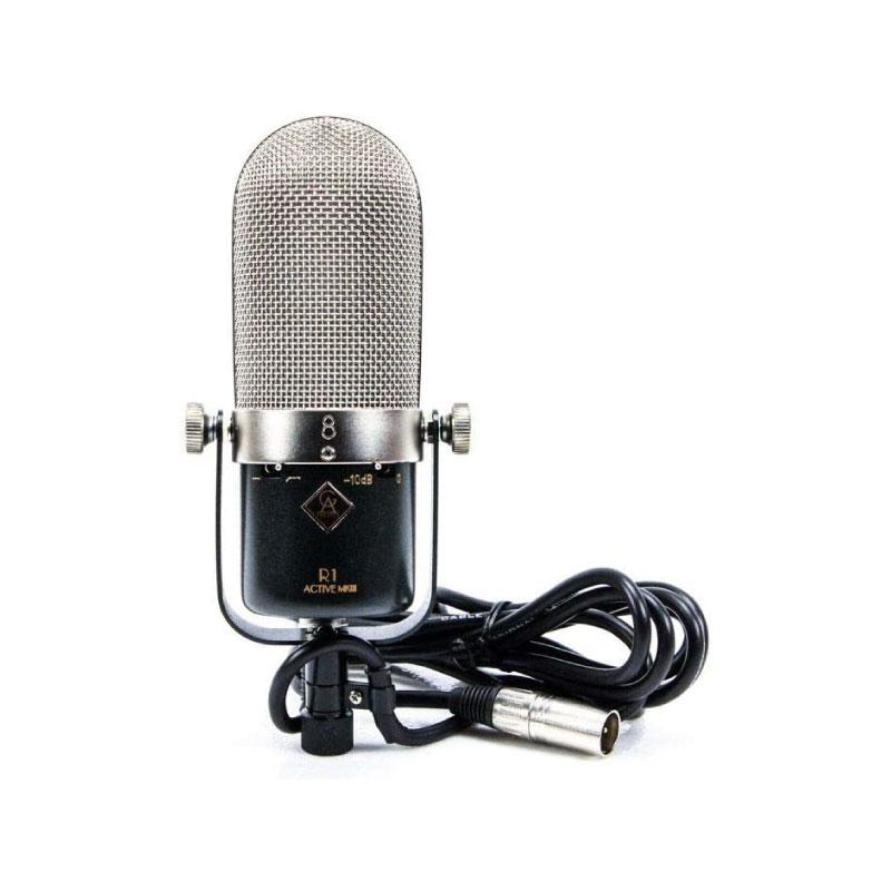 ไมโครโฟน Golden Age Project R 1 Active MKIII Ribbon Microphone