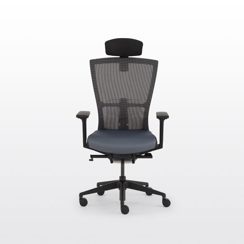 เก้าอี้ Modernform Radius Aluminium Ergonomic Chair