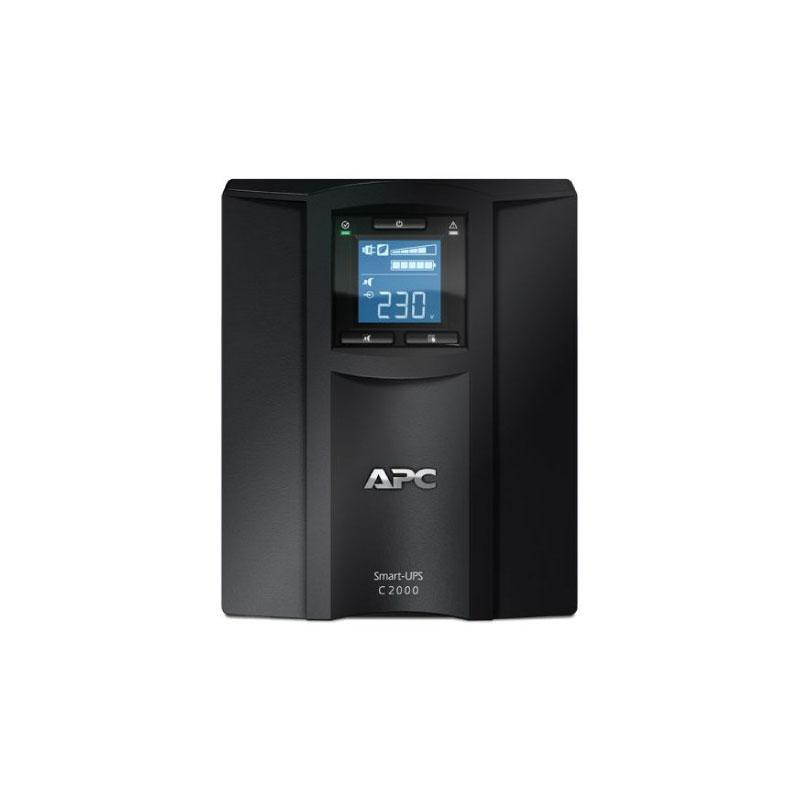 เครื่องสำรองไฟ APC SMC2000I Tower Kit Smart-UPS