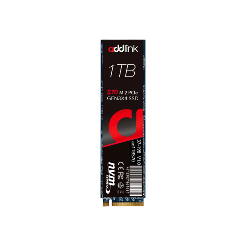 SSD Addlink S70 1 TB Solid State Drive