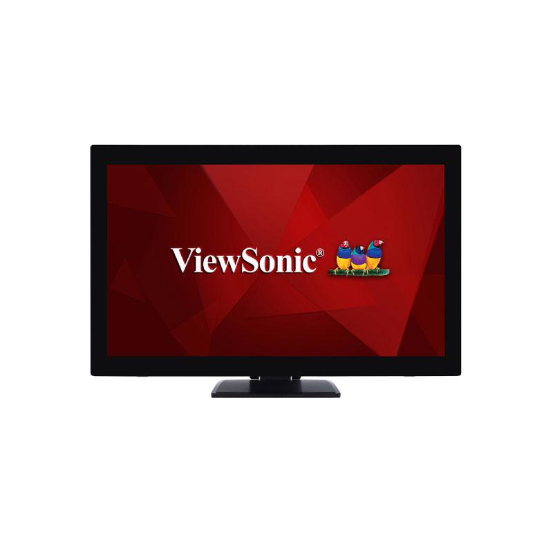 """จอคอม Viewsonic 27"""" MVA @ 60Hz จอสัมผัส TD2760 Monitor"""