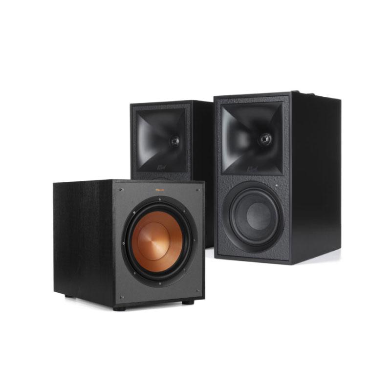ลำโพง Klipsch THE FIVES + R-100SW Speaker