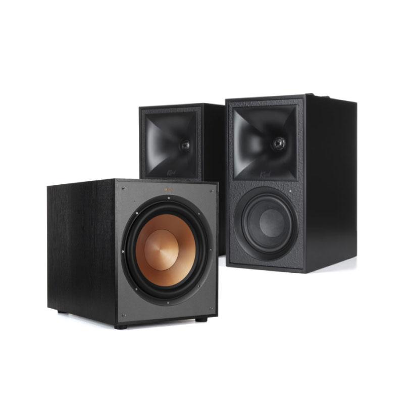 ลำโพง Klipsch THE FIVES + R-120SW Speaker