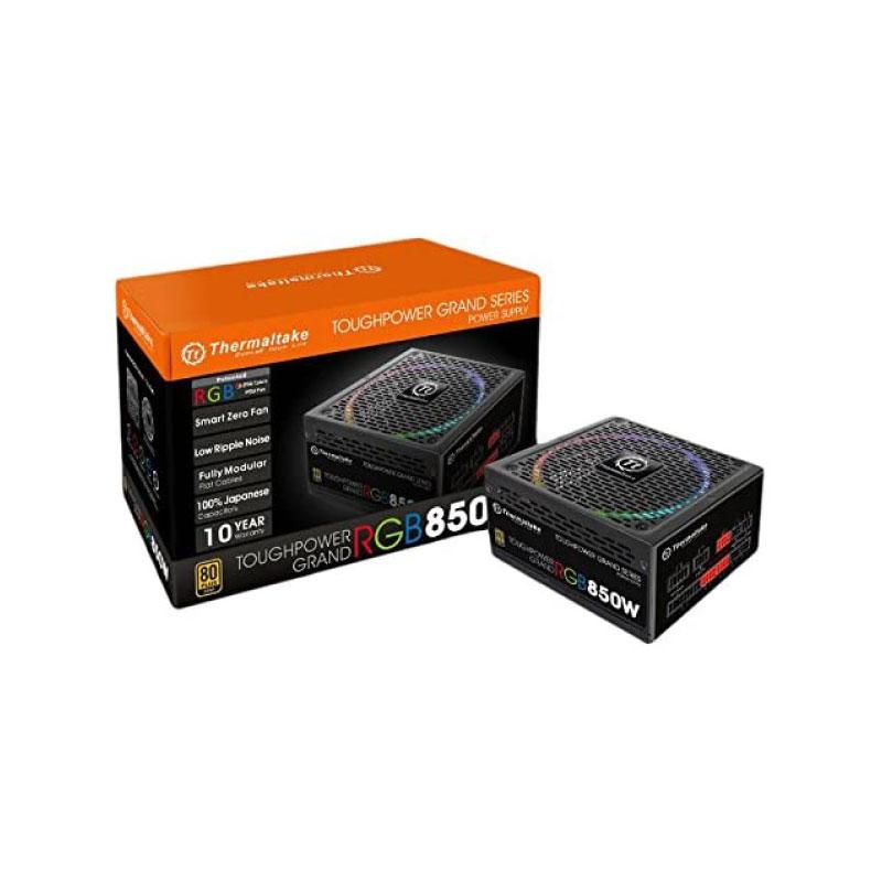 Power Supply Thermaltake 850W Toughpowergrand RGB Plus