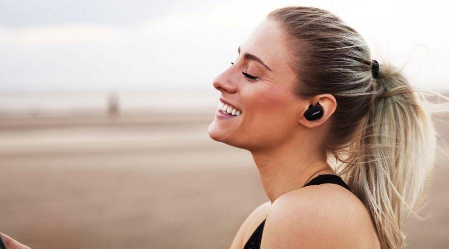 ซื้อ หูฟังไร้สาย Bose Sport Earbuds True Wireless