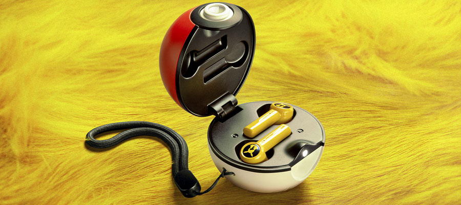 หูฟังไร้สาย Razer Hammerhead Pokemon Edition True Wireless ซื้อ-ขาย